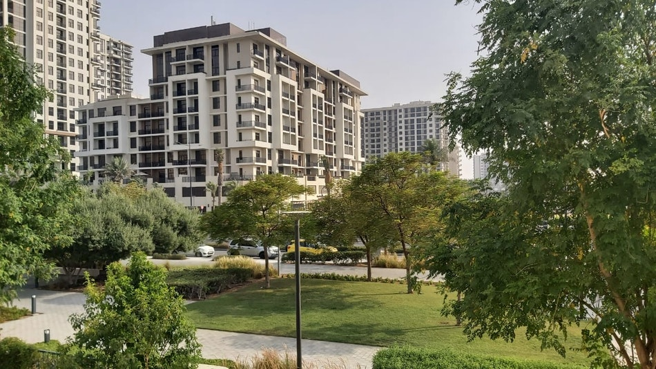 Close to central Park | 3 bhk  | Back to back