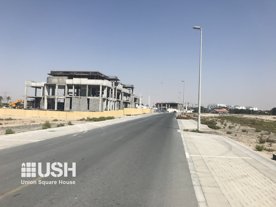 Meydan | Racecourse Plot | Facing Horse Stables