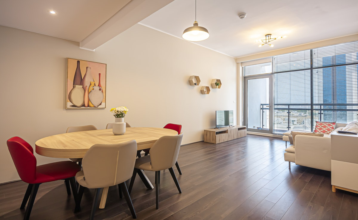 Exclusive unit l Furnished 3BED in J8