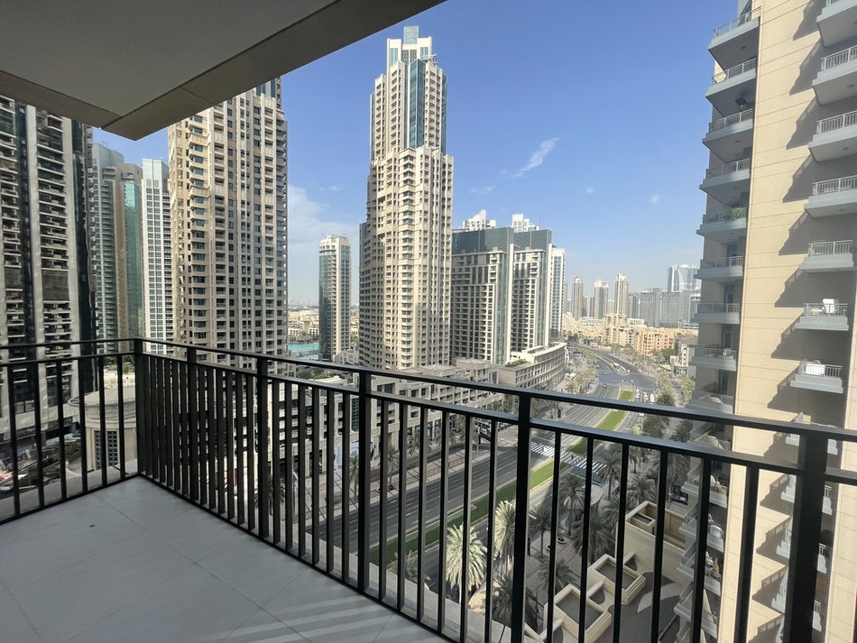 Panoramic Downtown view I 1BED+Study