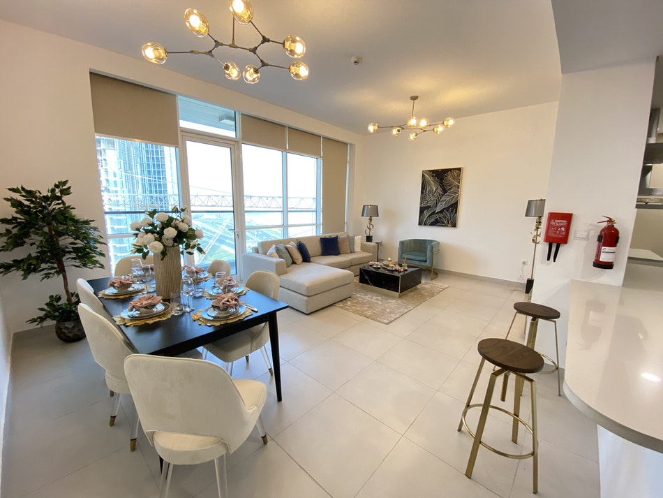 Classy 2BR|Brand New|1 MO Free|No Commission