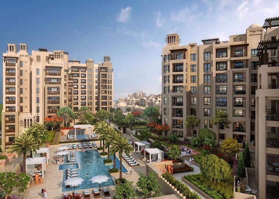1 Bd    Burj Al Arab View    2% DLD waiver    MJL