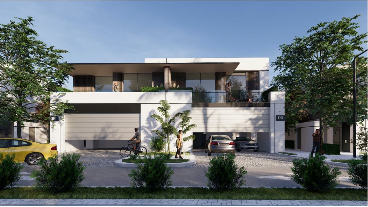 NEXT TO EACH OTHER SEMI DETACHED 4 BED AT MBR CITY