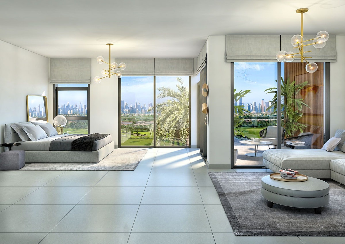 Huge Plot | Burj Khalifa views | Corner unit