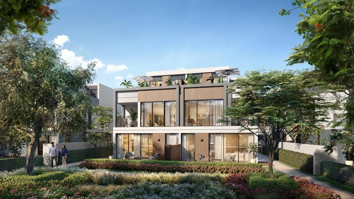 Genuine Re-sale//Aura Twin Villa at Tilal Al Ghaf