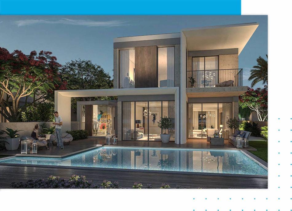 Luxurious Villa/ State of the art/ Crystal Lagoon