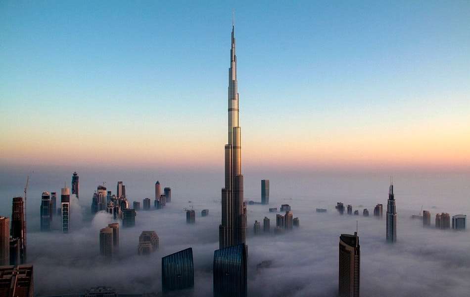 Full Floor| Burj Khalifa| Panoramic Dubai Views
