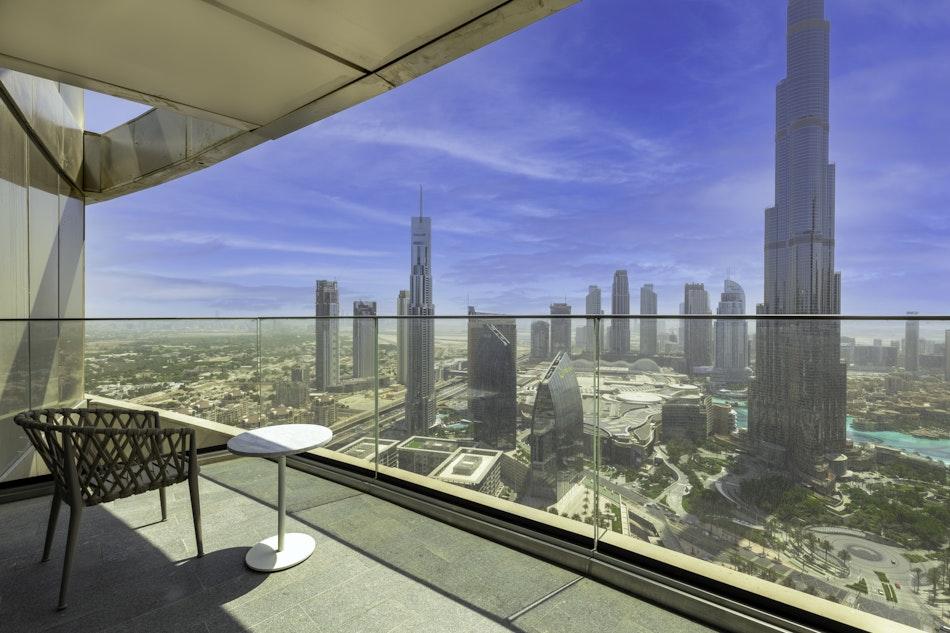 Burj Khalifa View | Fountain View | High Floor