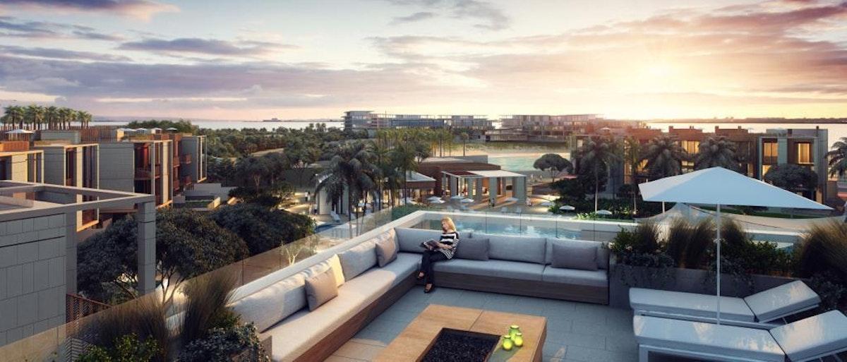 Own a Villa at Bvlgari Island ready March 2021