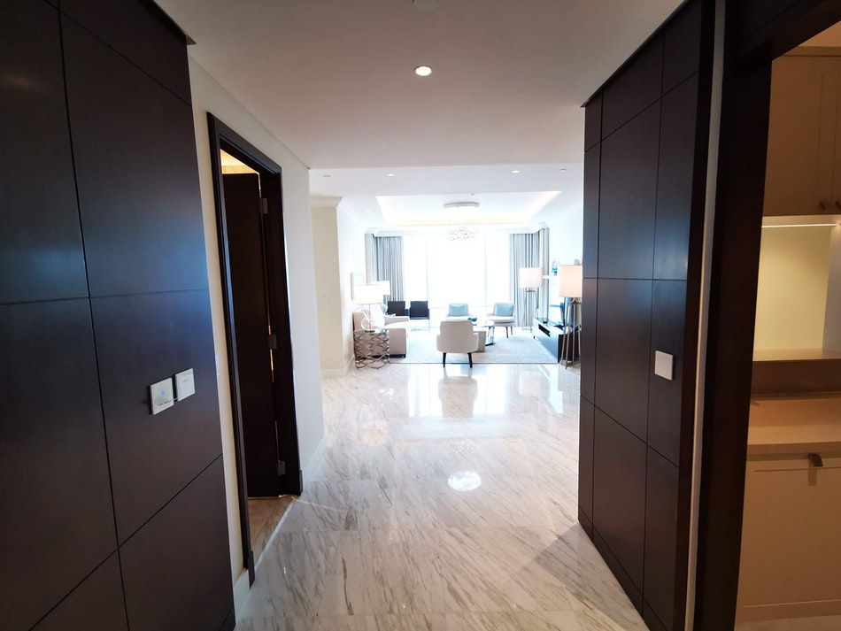 Sky Collection 4BR + Maid Burj & Fountain View