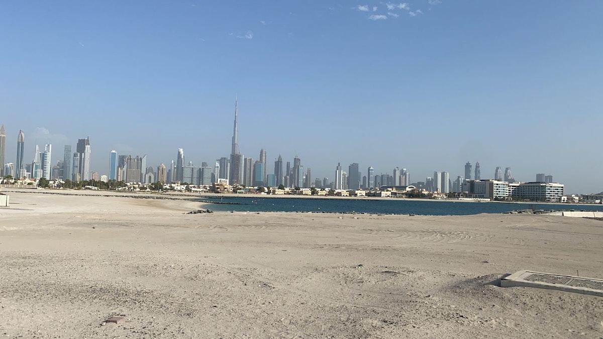 Beachfront villa plot with payment plan