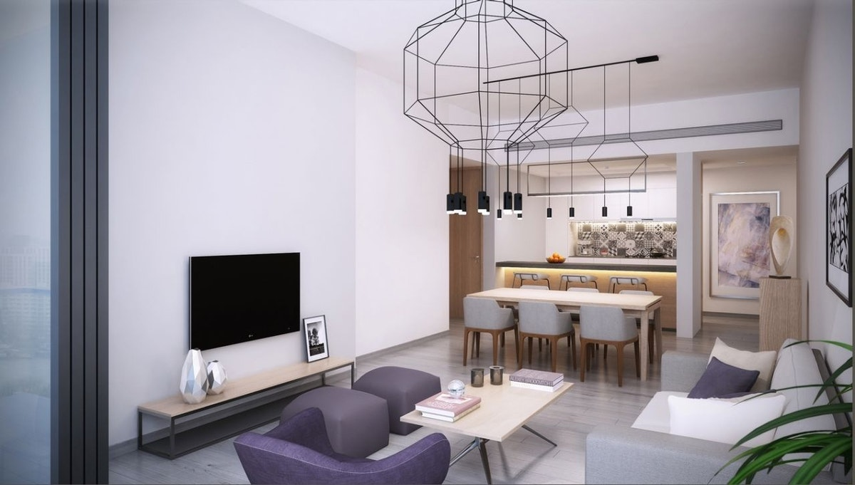 Brand New Apartment  with  Zero Commission