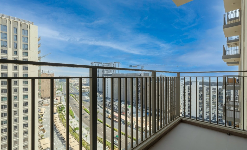Ready to Move in   Brand New   1 BR   BLVD View