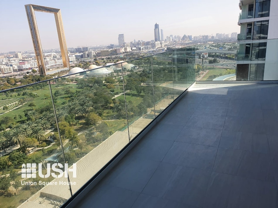 Spacious 2 BR - Type 1A - Close to Zabeel Park