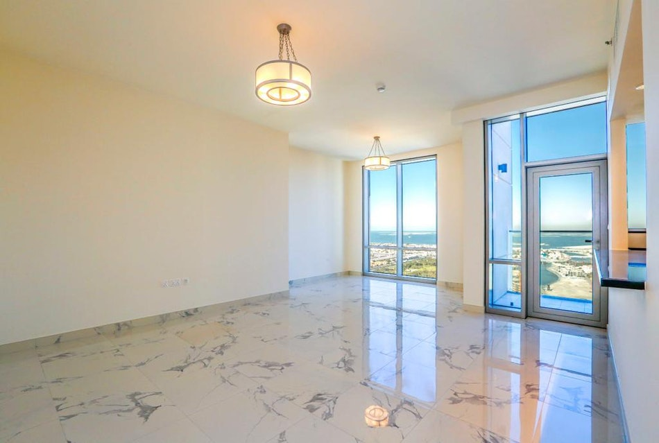 Ready to move in luxurious and spacious 2 BR