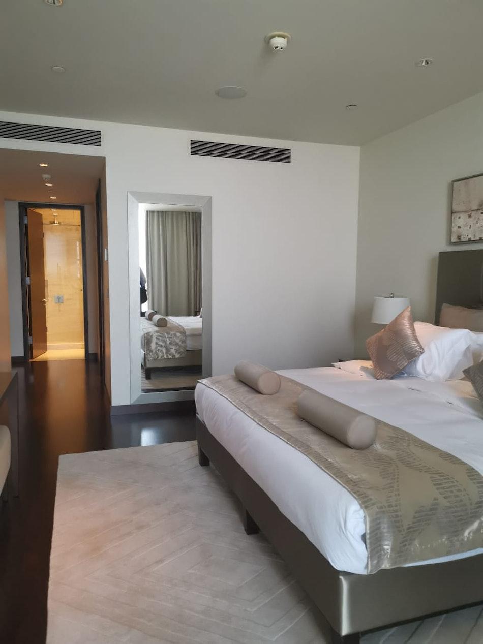 2 BD Apartment || Armani  || Burj Khalifa