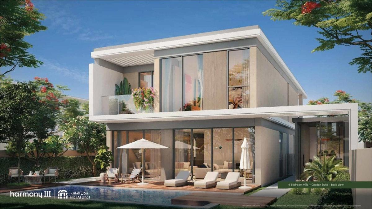 5BR Villa + Garden Suite   Independent Villa