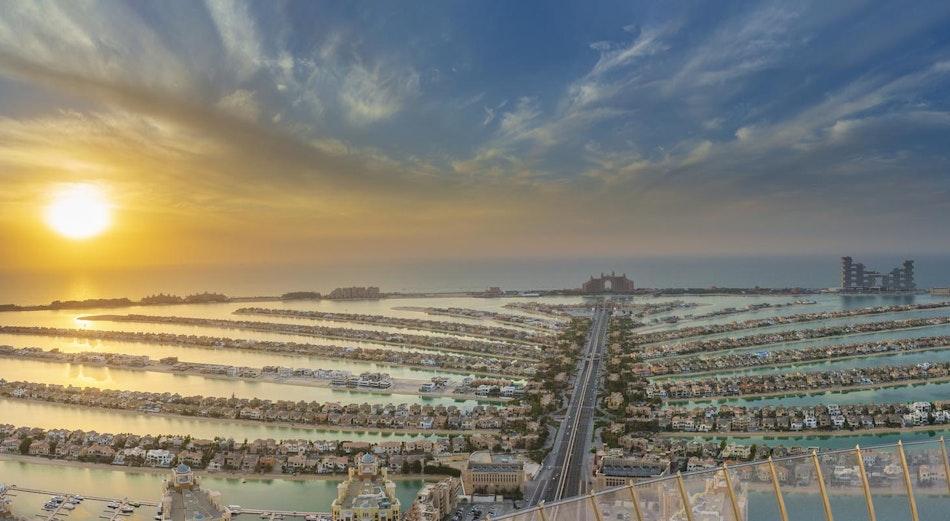Luxury Furnished 1 BD with Burj al Arab Views
