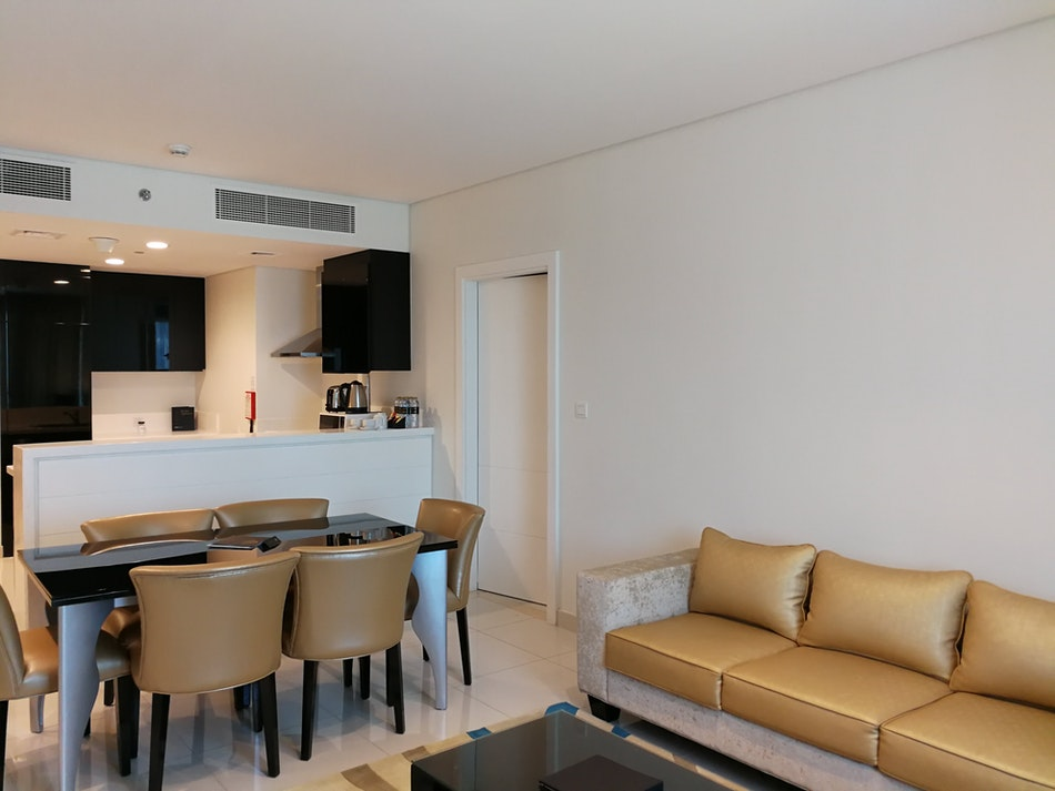 Fully Furnished 2Br with Maids with Burj View