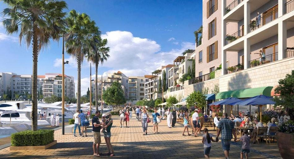 5  Bedrooms Duplex Penthouse at Port de La Mer