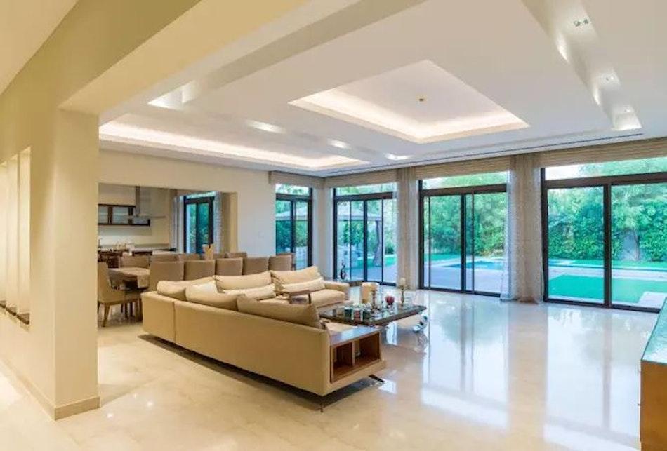 Contemporary Style | Luxury Villa | 6 BR |D1