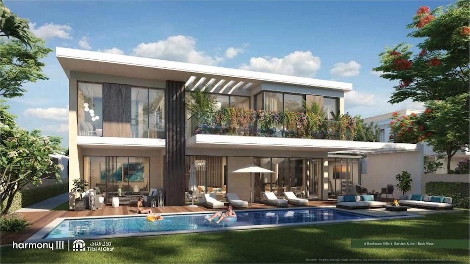 5BR Villa + Garden Suite | Independent Villa