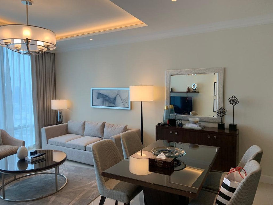 READY THIS WEEK I 1BED FULL VIEW OF FOUNTAIN & BURJ