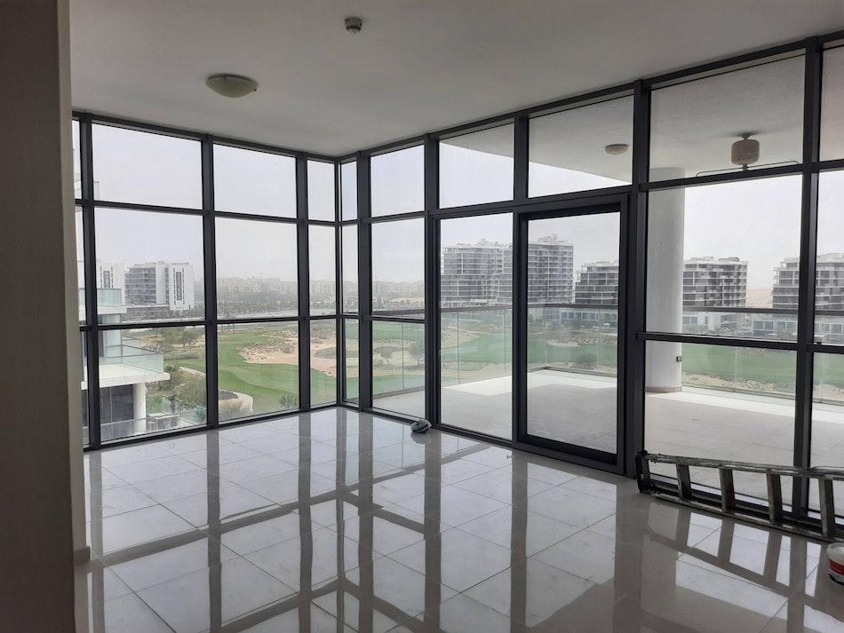 Full Golf + Pool View / warranty / Maid Room