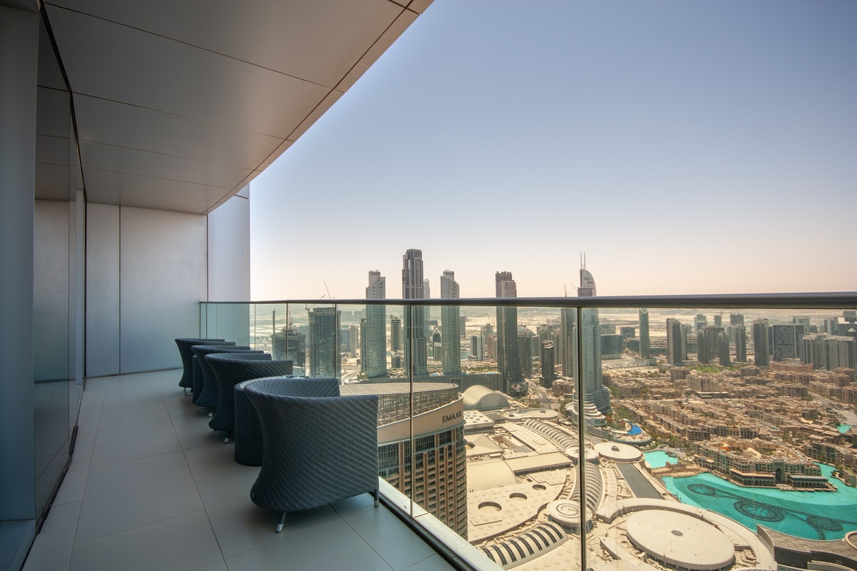 5BR Sky Collection Penthouse with 180 Open View
