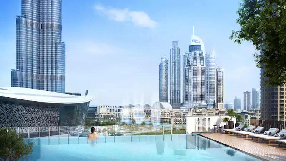 Handover 2022 | Boulevard views | Investment Opp.