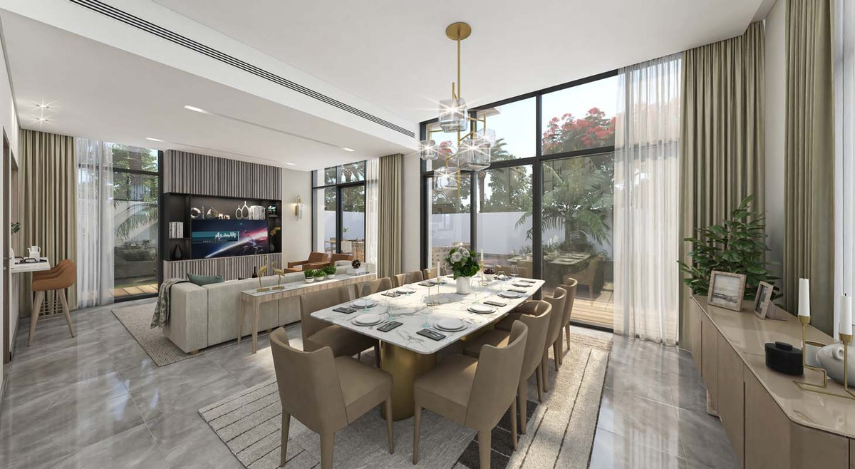 Great Payment Plan | Pay 50% on handover | 4BR