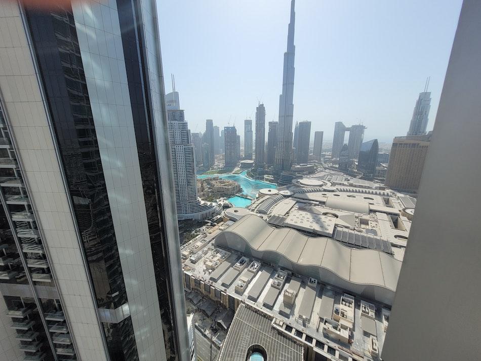 Burj & Fountain views I Serviced 2BED