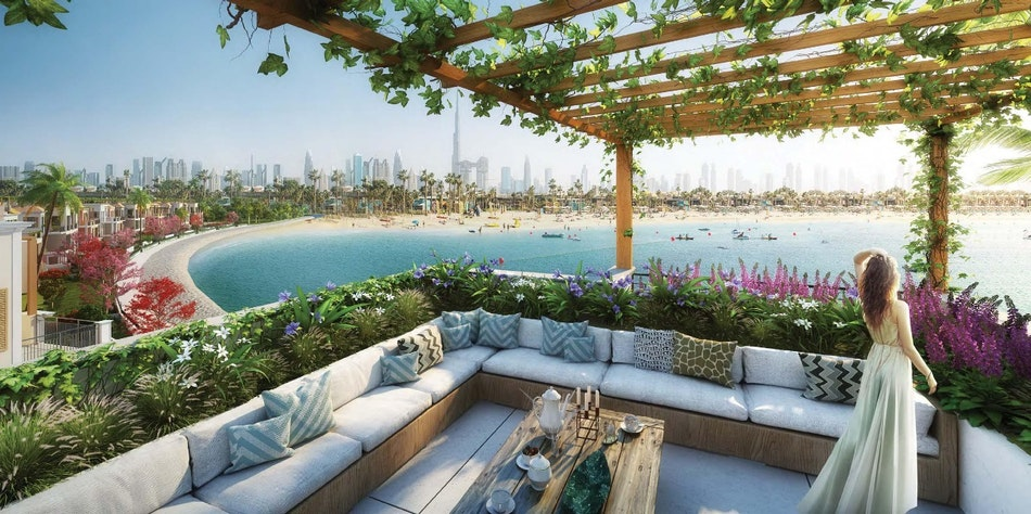 RESALE | EXCLUSIVE | Dubai Skyline & Sea View
