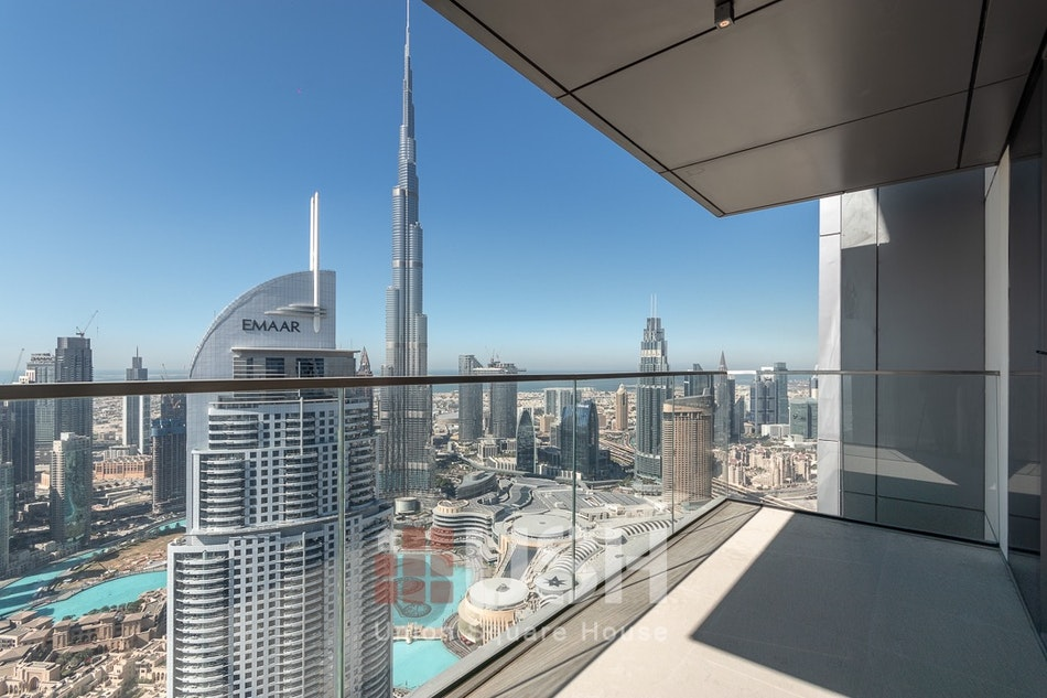 Excllusive Brand New Higher Floor Full Burj View