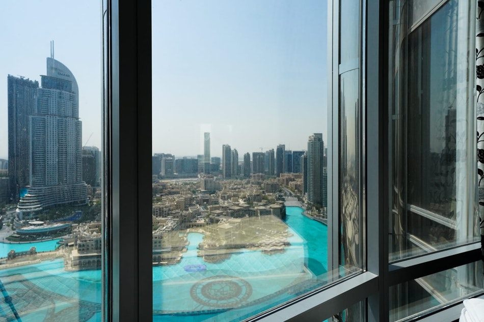Full Fountain Views | High Floor | Vacant