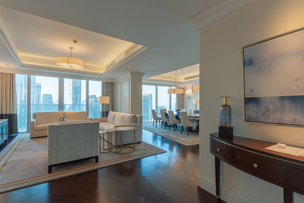 4BR Sky Collection Penthouse with 270 Open View