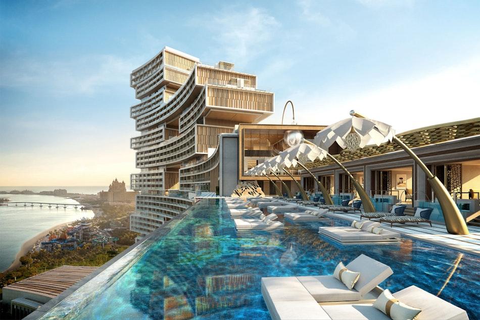 Palm View & Sea View   Premium Views   Luxury