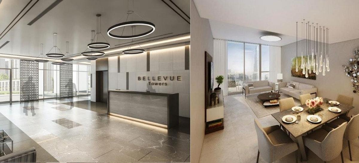 Full Burj Views | Luxurious | Prime location