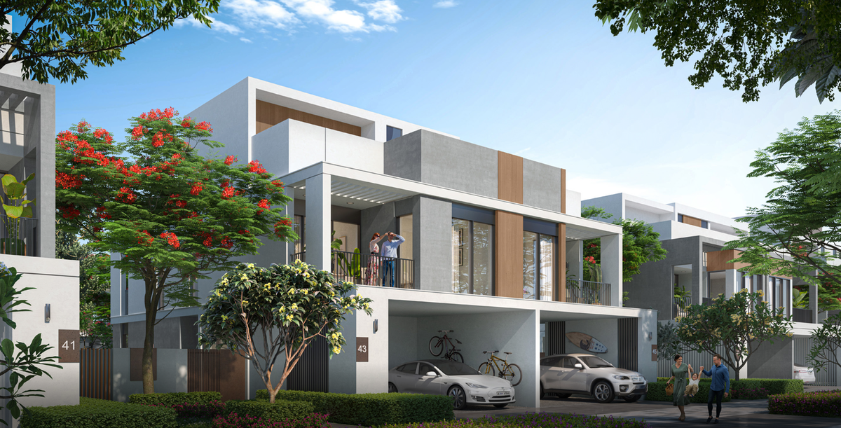 Love Your Home | Love Your AURA | Twin Villas