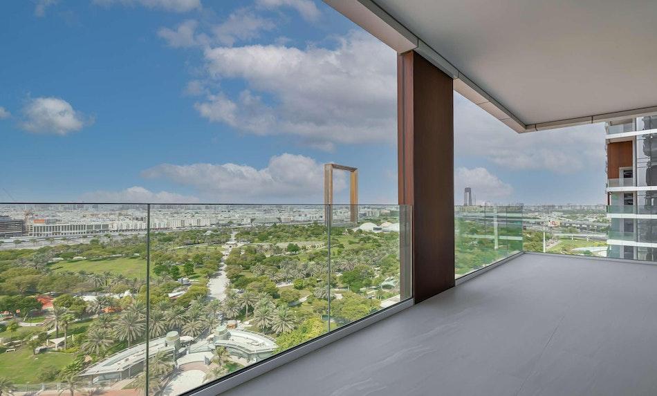 Beautiful & Spacious | 2BR | Dubai Frame View
