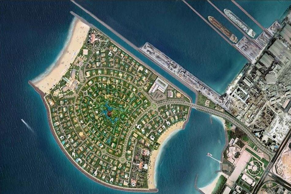 Premium Villa plots for sale -Jumeirah 1